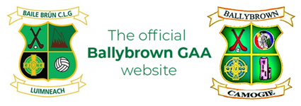 Ballybrown GAA website Logo